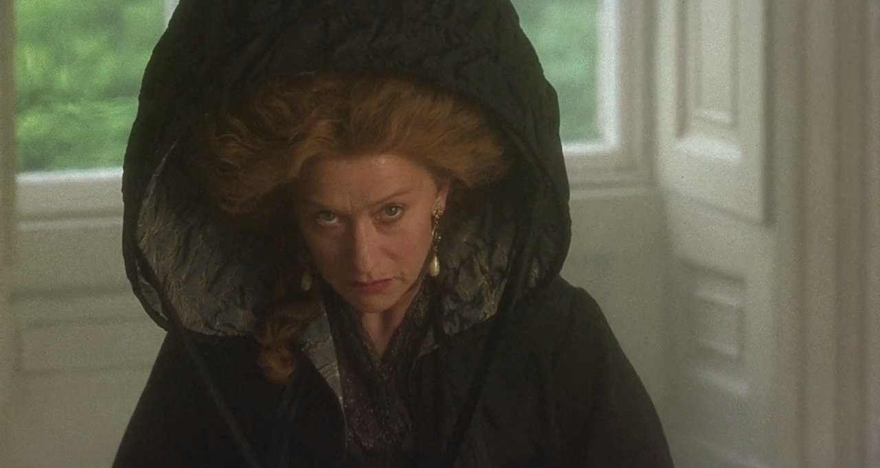 Helen Mirren in The Madness of King George (1994)