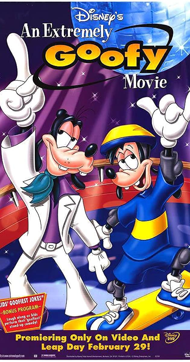 An Extremely Goofy Movie Video 2000 Soundtracks Imdb
