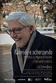 Ridendo e scherzando - Ritratto di un regista all'italiana Poster