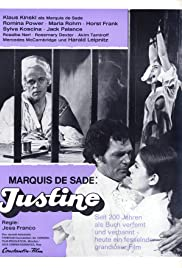 Marquis de Sade's Justine Poster