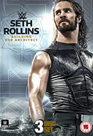 WWE Seth Rollins: Building the Architect Poster