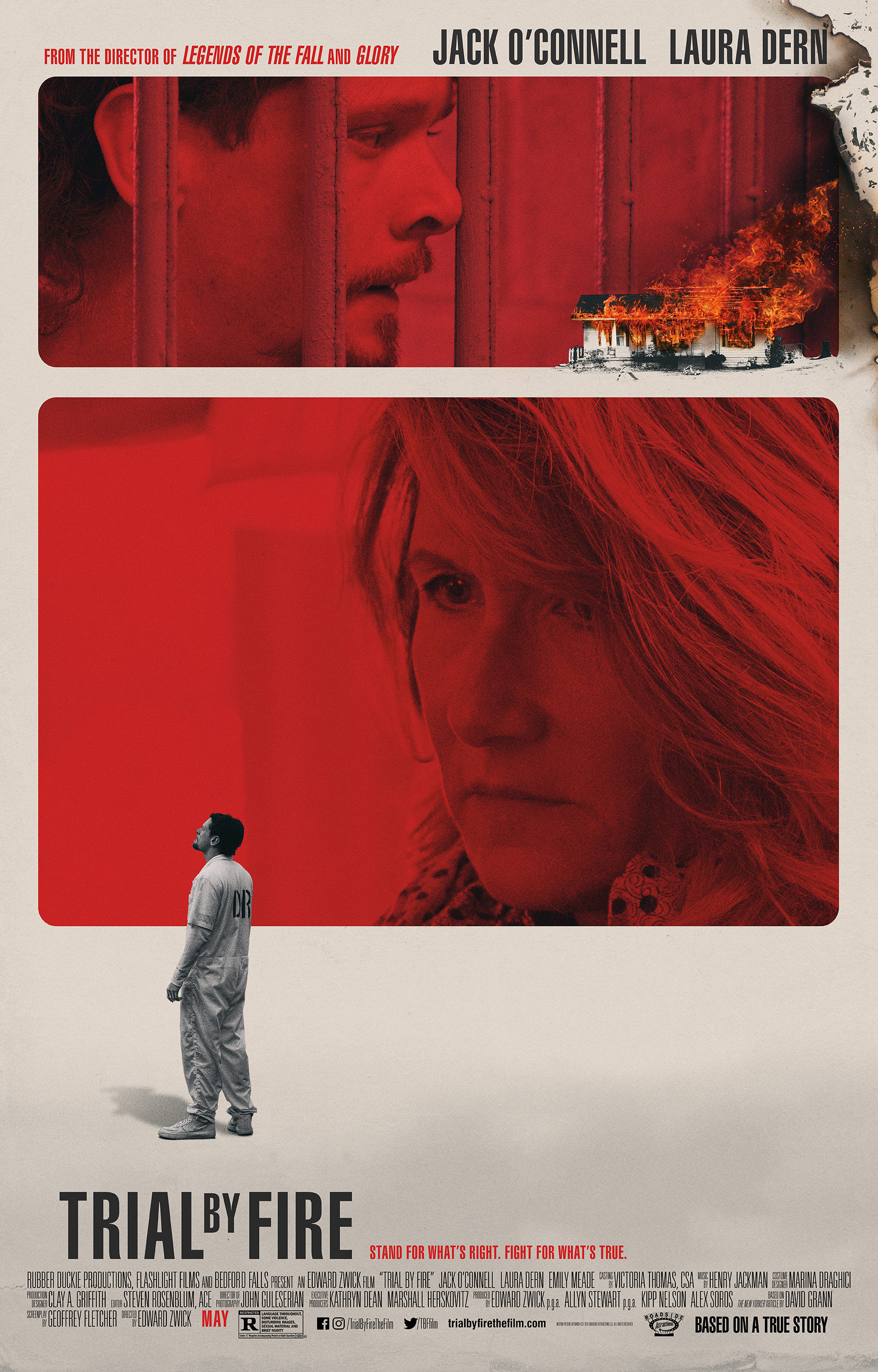 Trial by Fire (2018) - IMDb