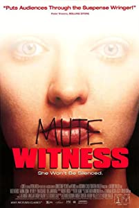 Movie downloading free sites online Mute Witness by Piers Haggard 2160p]