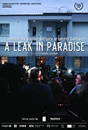 A Leak In Paradise Poster