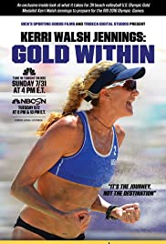 Kerri Walsh Jennings: Gold Within Poster