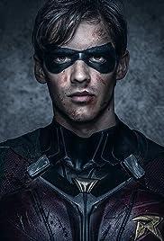 DC'S Titans Trailer Poster