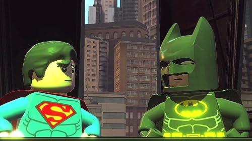Lego Batman 2: DC Super Heroes (Trailer 1)