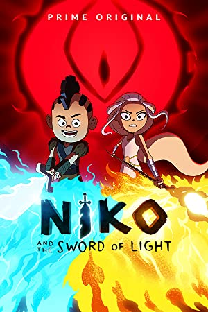 Where to stream Niko and the Sword of Light