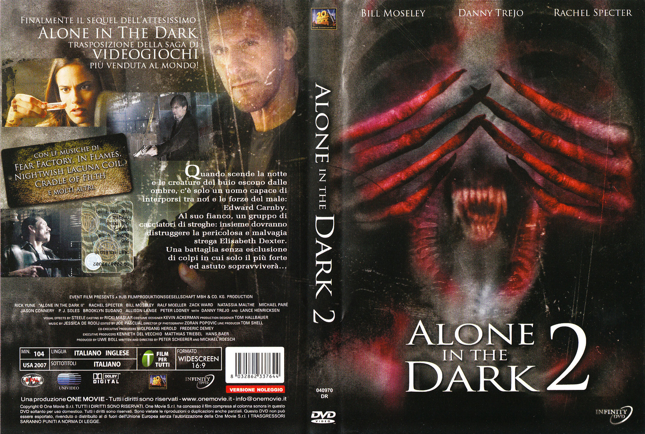 Alone In The Dark Ii Video 2008 Photo Gallery Imdb