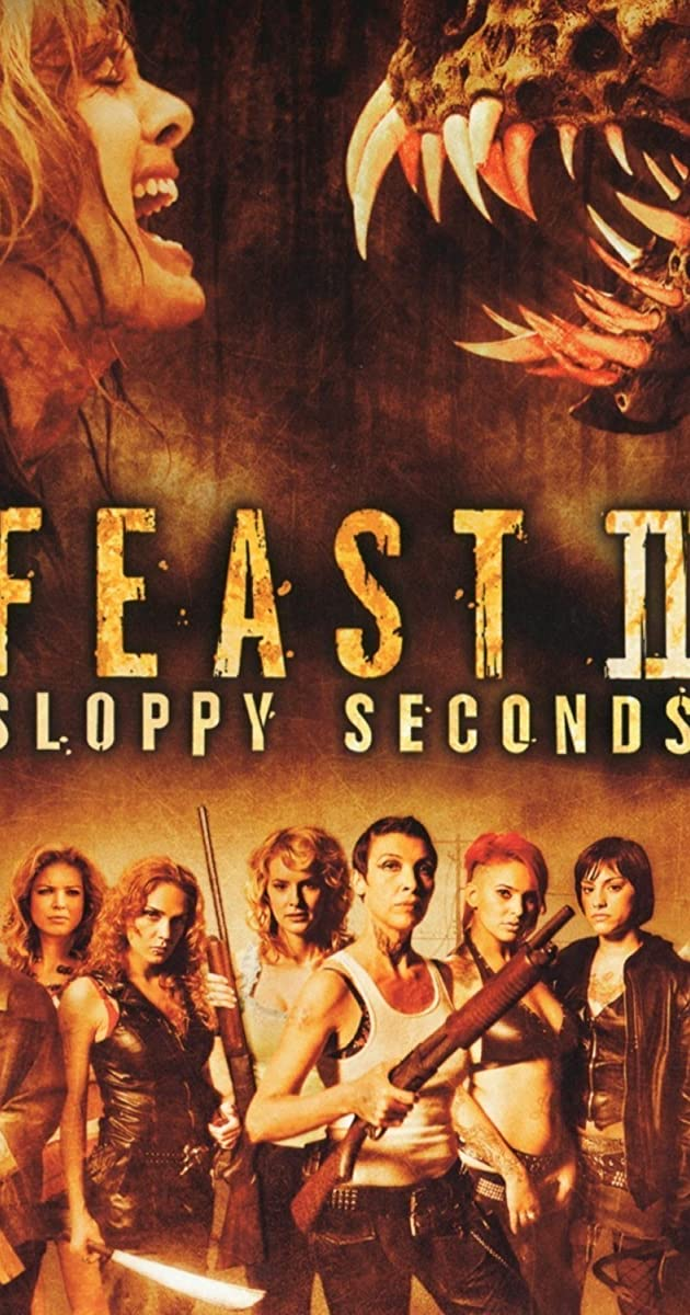 Subtitle of Feast II: Sloppy Seconds
