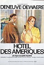 Hôtel des Amériques