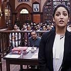 Shahid Kapoor and Yami Gautam in Batti Gul Meter Chalu (2018)
