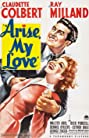 Arise, My Love (1940) Poster