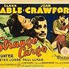 Clark Gable and Joan Crawford in Strange Cargo (1940)