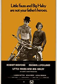 Little Fauss and Big Halsy (1970) Poster - Movie Forum, Cast, Reviews