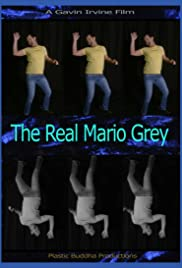 The Real Mario Grey Poster