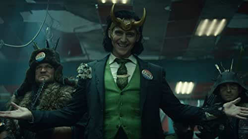 """Loki's time has come. Watch the brand-new trailer for """"Loki,"""" and start streaming the Marvel Studios Original Series June 11 on Disney+."""