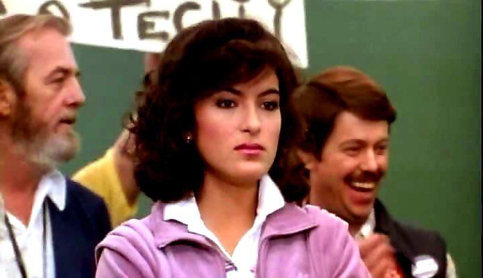 Mariska Hargitay in Jocks (1986)