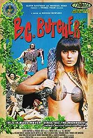 Miranda Robin, Dwayne Marion Johnson, Ella Devine, Parker Love Bowling, Misheel Erdenetsogt, and Zoe Grossfeld in B.C. Butcher (2016)