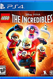 LEGO The Incredibles Poster
