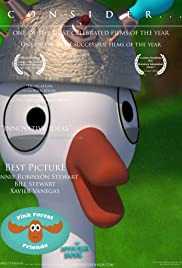 Fink Forest Friends: The Invisible Honk Poster