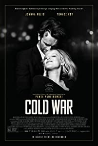 A passionate love story between two people of different backgrounds and temperaments, who are fatefully mismatched and yet condemned to each other. Set against the background of the Cold War in the 1950s in Poland, Berlin, Yugoslavia and Paris, the film depicts an impossible love story in impossible times.