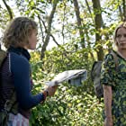 Emily Blunt and Millicent Simmonds in A Quiet Place Part II (2020)