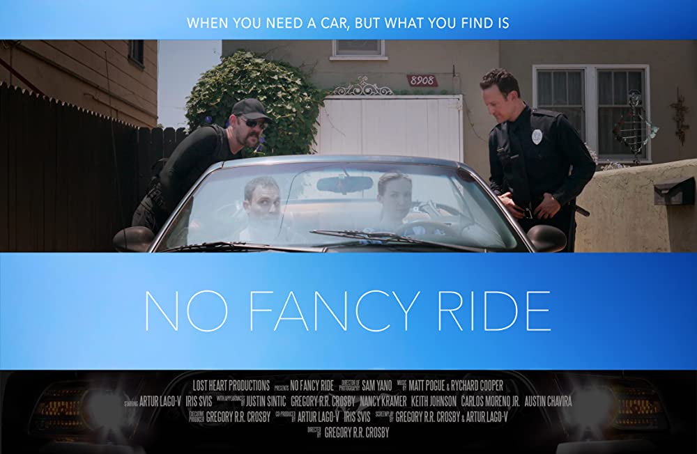 No Fancy Ride 2016