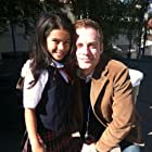 """Working LEAD role on """"Chronicles Simpkins"""" with Justin Kirk"""