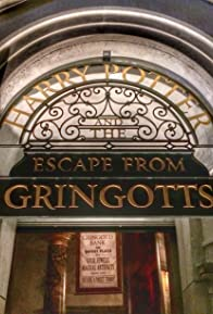 Primary photo for Harry Potter and the Escape from Gringotts