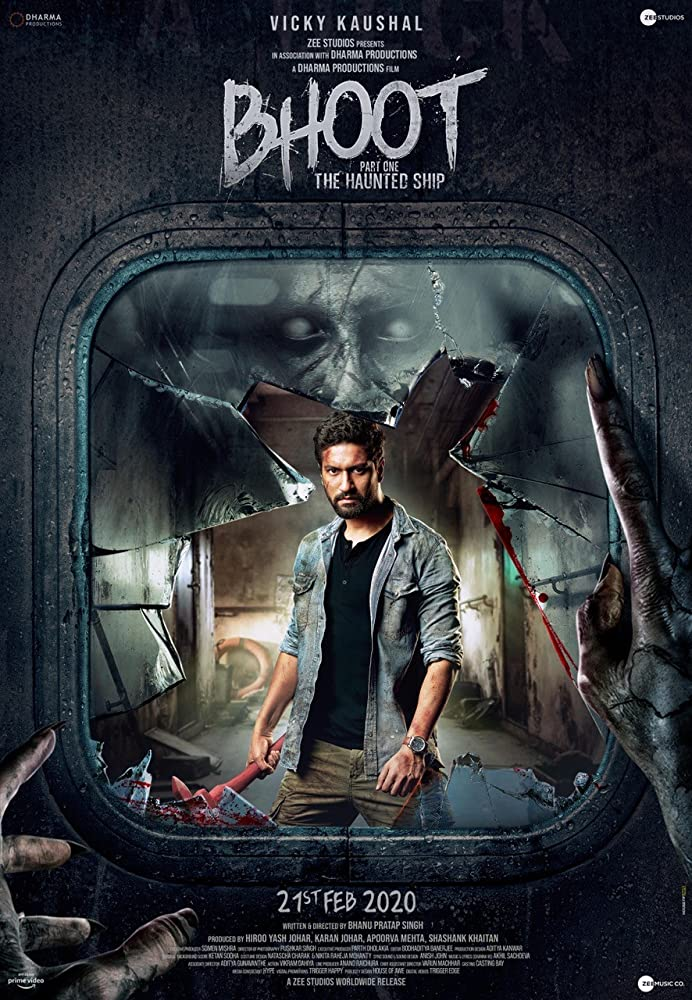 Bhoot Part One The Haunted Ship 2020 Hindi Movie 720p HDRip 800MB Download