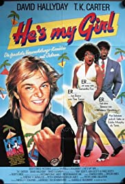 He's My Girl Poster