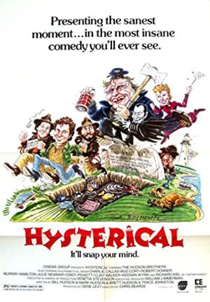 Where to stream Hysterical