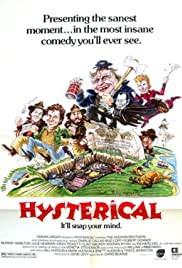 Hysterical (1983) Poster - Movie Forum, Cast, Reviews