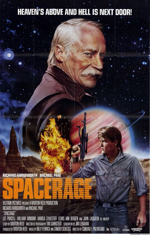 Space Rage (1985)