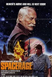 Space Rage(1985) Poster - Movie Forum, Cast, Reviews