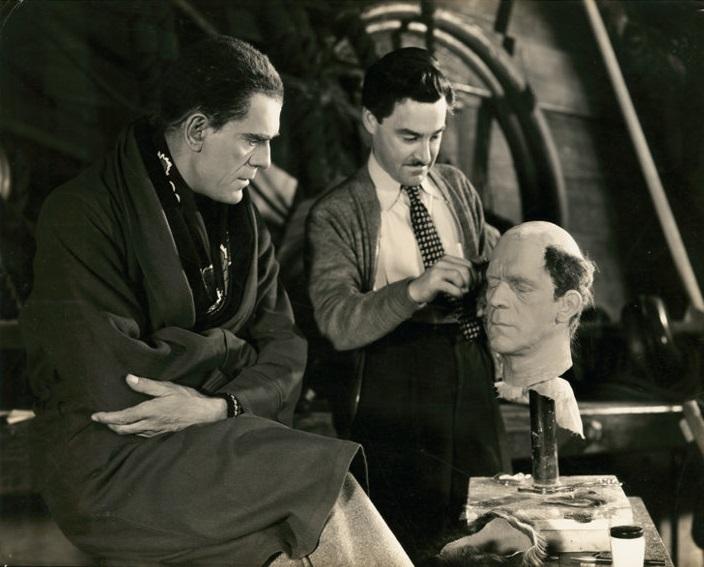 Boris Karloff in The Walking Dead (1936)