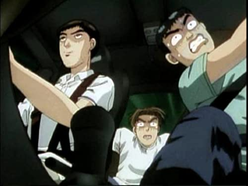Initial D: First Stage: The Complete Collection (S.A.V.E. Edition)