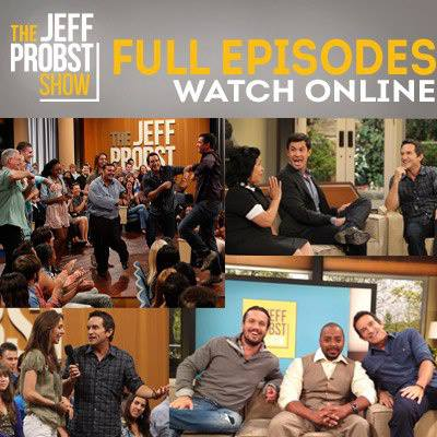 "Tre Ryan on ""The Jeff Probst Show"""