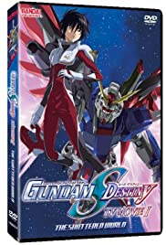 Mobile Suit Gundam SEED Destiny: Special Edition: The Shattered World Poster