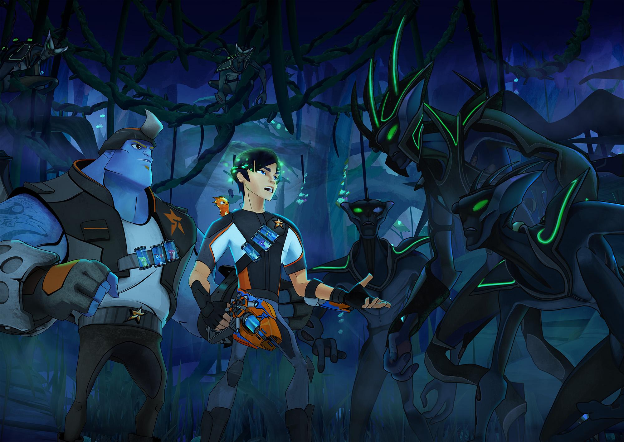 Slugterra Ghouls And Monsters Tv Episode 2016 Imdb