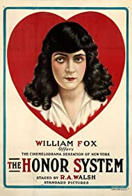 Miriam Cooper in The Honor System (1917)