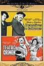 Teatro del crimen (1957) Poster