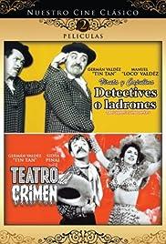 Teatro del crimen Poster