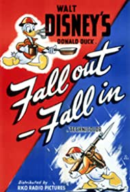 Fall Out Fall In (1943)