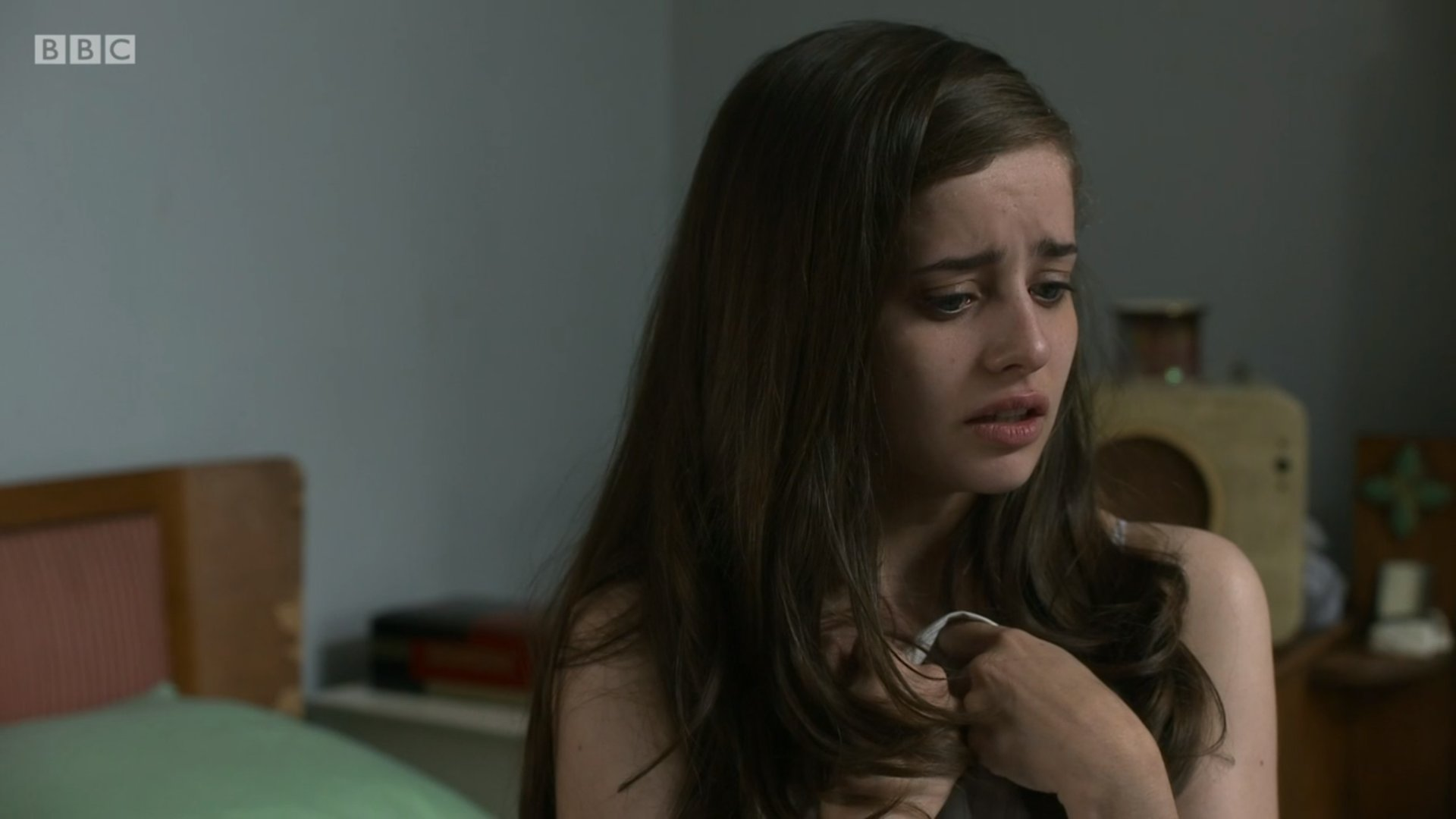 Holly Earl in Father Brown (2013)