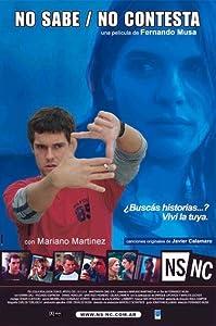 New movies english download No sabe no contesta by [1080p]
