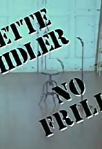 Bette Midler: No Frills