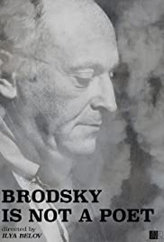 Brodsky Is Not a Poet Poster