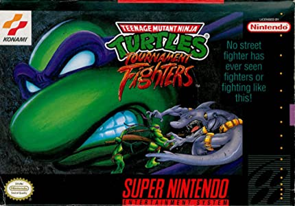Downloaded movie Teenage Mutant Ninja Turtles: Tournament Fighters by [480x854]